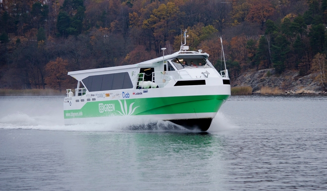 BB Green City Ferries