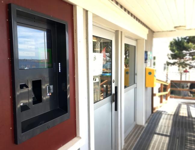 Betalningsautomat